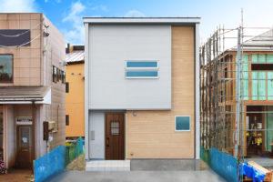 巻島モデルハウス