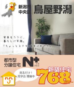ニコニコ住宅 新潟モデルハウス ママの家事がらくになる!ちょっとすてきなインテリア!