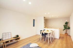 ニコニコ住宅 関屋昭和町モデルハウス