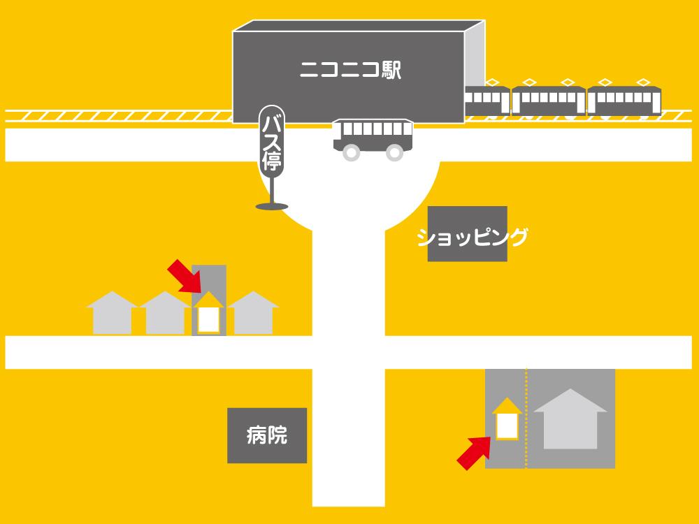 ニコニコ住宅 狭小住宅 コンパクト住宅 たっぷり収納 広々暮らす 長岡 新潟