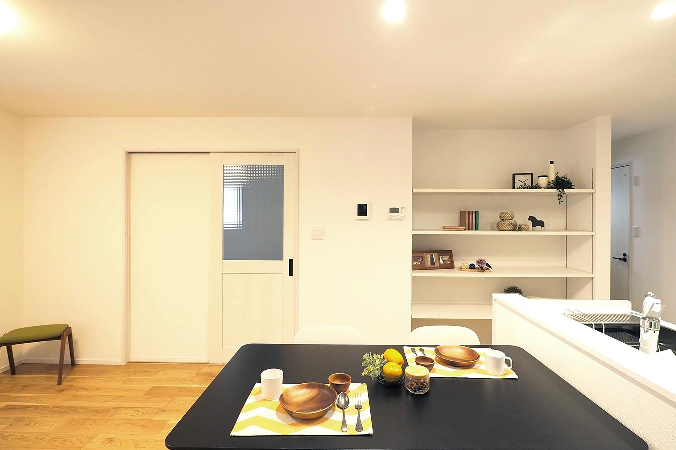 ニコニコ住宅 狭小住宅 コンパクト住宅 収納 たっぷり 広々暮らす